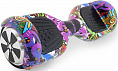 Гироскутер Hoverbot A-3 Light, purple multicolor